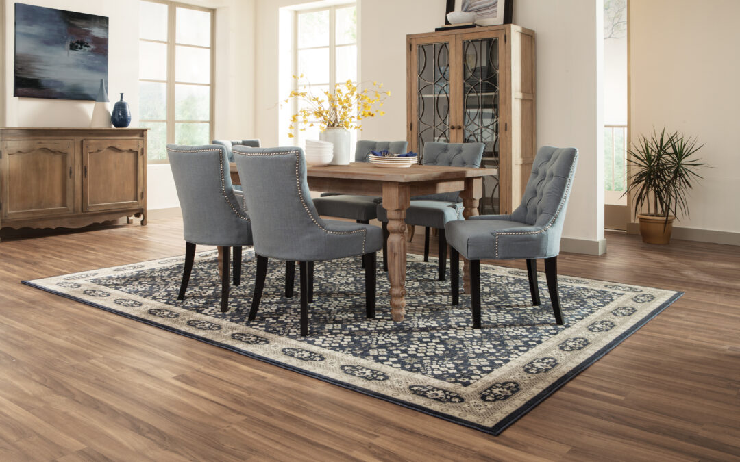 What is the right size rug for my room?